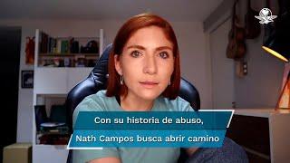 La youtuber señaló a su colega Ricardo González de abuso sexual. Ayer él fue detenido por la Fiscalía General de Justicia