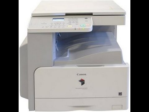 CANON IMAGERUNNER 2318 DRIVER WINDOWS