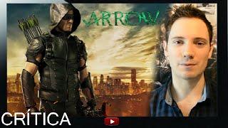 Crítica Arrow Temporada 4, capitulo 5 Haunted (2015) Review