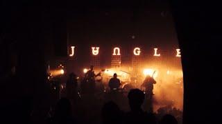 Jungle - Busy Earnin' - Time Encore Live @ Union Transfer, 6/19/15