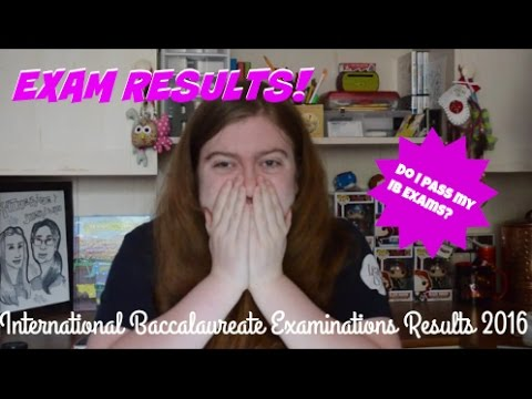 GETTING MY IB EXAM RESULTS! | Vlog & Reaction Video