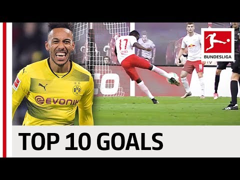Top 10 Goals 2017 - Vote for the Goal of the Year