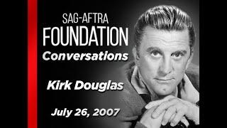 Conversations with Kirk Douglas