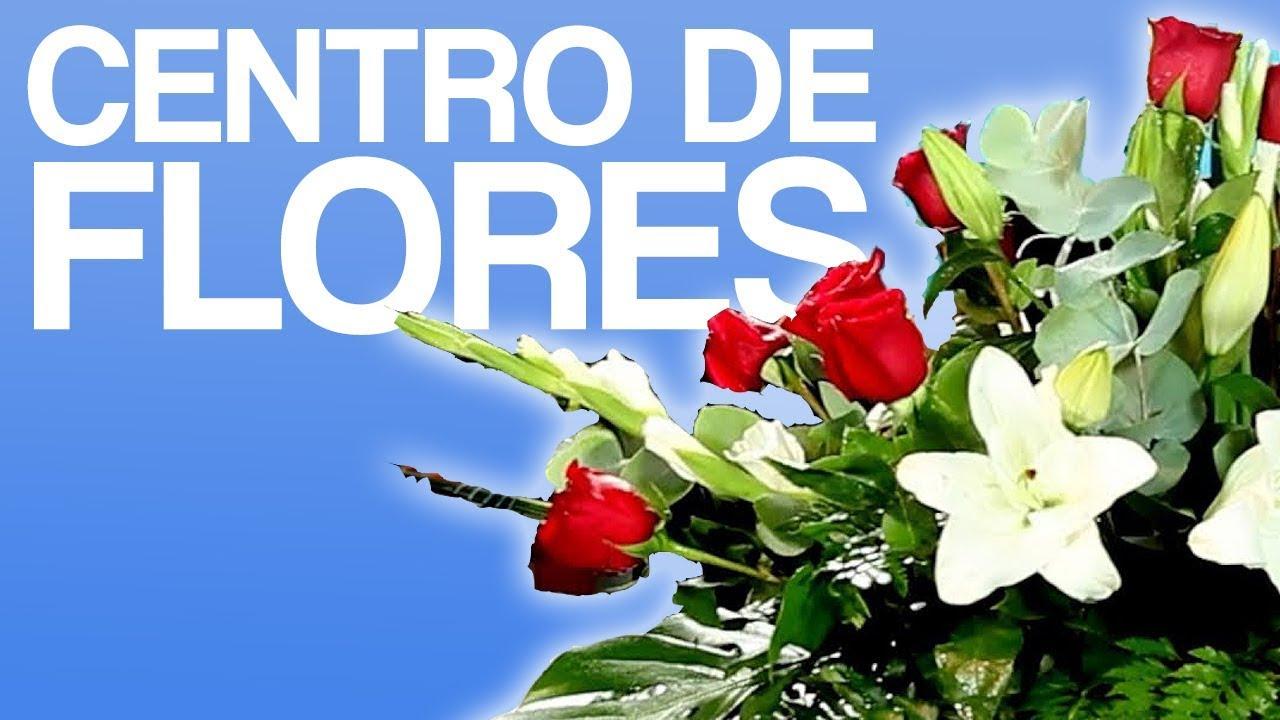 Centro de flores naturales cultura de flor sapeando - Arreglo de flores naturales ...