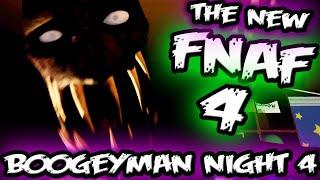 SCARIEST FNAF 4 CLONE || Boogeyman Night 4 ||  Boogeyman Jumpscares