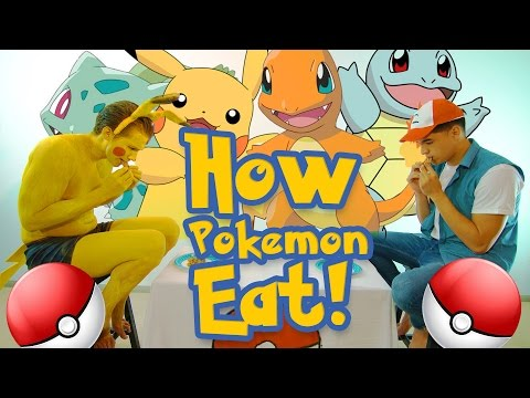 How To Feed A Pokemon Guide