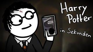 Harry Potter und der Halbblutprinz in 399 Sekunden