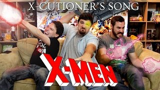 X-Men: X-Cutioner