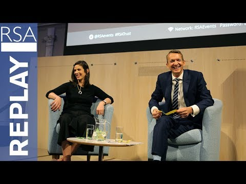 The Great Trust Shift | Rachel Botsman | RSA Replay