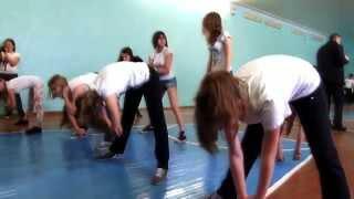 Уроки футбола Гимназия №5 Пермь