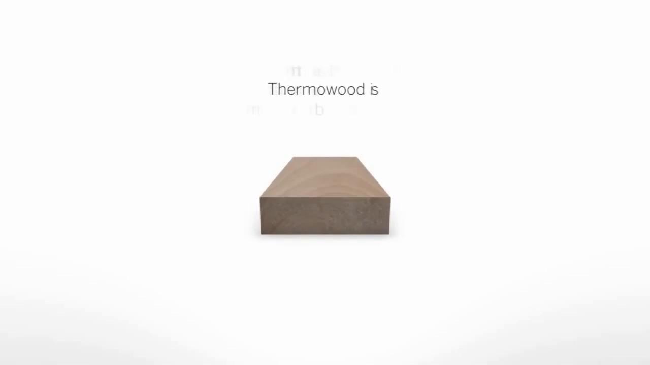 Заборные доски THERMOWOOD - Финская термодревесина Thermo-D