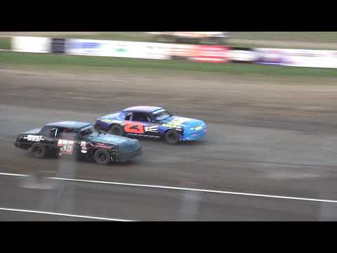 Last Chance Hobby Stock Heat Independence Motor Speedway 8/25/18