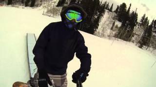 Selfie Snowboarding #myreality Thumbnail