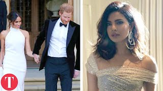 Inside Meghan Markle And Prince Harry's Royal Wedding Reception