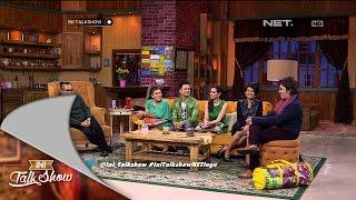 Ini Talk Show 03 Januari 2015 Part 2/4 - Endhita, Catherine Wilson, Regina dan Delon