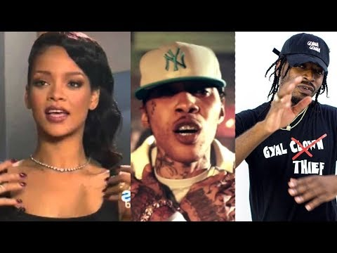 Rihanna Likes Vybz Kartel Fever | Govana Making Album Of Song, NEW Song HOT