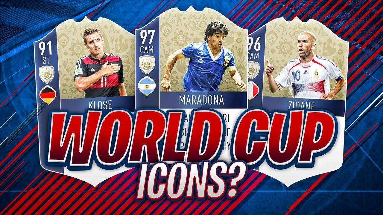 054305b08 NEW WORLD CUP ICONS  - YouTube