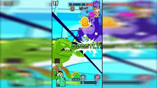 Teeny Titans 2 Go - WIZYTA U SUPERAMANA! | MŁODZI TYTANI