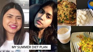 Summer diet for weight loss | Lose 5-10 kgs fast with Indian meal plan | SimpleTips Anwesha