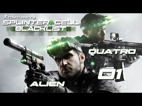 Splinter Cell Blacklist Прохождение Миссия 1 (Ветеран, Призрак)