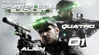Splinter Cell: Blacklist - Прохождение (кооп) pt1