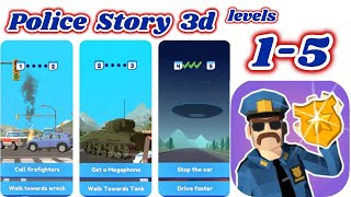 Similar Games to Police Story 3D Suggestions