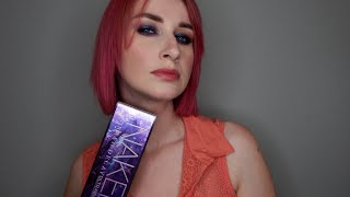 Макияж глаз с палеткой UD Naked Ultraviolet