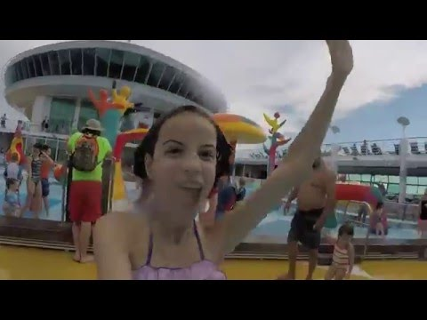 Royal Caribbean Cruise - Belize / Cozumel