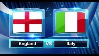 Big Football England Vs Italy
