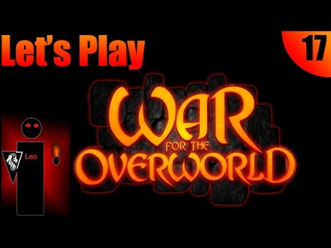 Let's Play War For The Overworld #17 Mira's betrayal