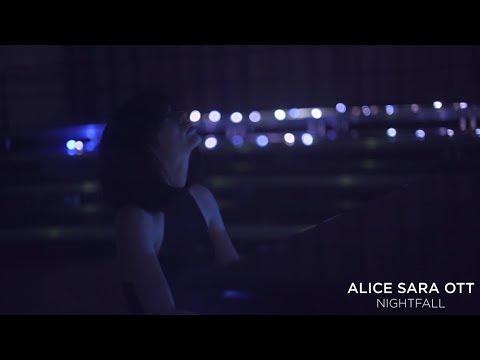 アリス=紗良・オットナイトフォールについてその1月の光