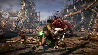 Mortal Kombat XL - анонсирующий трейлер