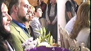 """СЪЁМКИ ФИЛЬМА """"БРАТ-2"""" БОДРОВ СЛУШАЕТ СТИХ"""