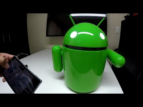 Basic Android Robot