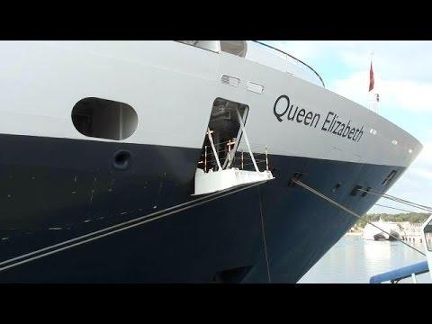 Dubai to Southampton Suez Canal 2014 (PKS Edit)