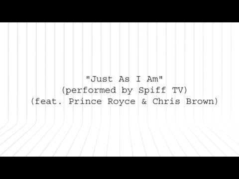 Prince Royce - Just As I Am (Letra) ft Chris Brown & Spiff TV