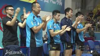 2016 China Super League: XU Xin - YU Ziyang [Full Match/Chinese|HD1080p]
