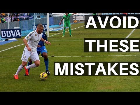 5 Mistakes Soccer Players Make While Controlling The Ball