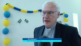 Ahmadi Muslims celebrate Sweden's National Day