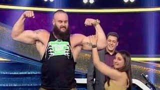 WWE Superstar Braun Strowmen Meets Salman Khan Sets On Dus Ka Dum 2018|new updates