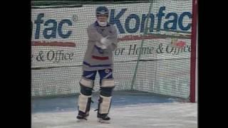 Bandy-VM 1997 - Sverige - Ryssland (Final).