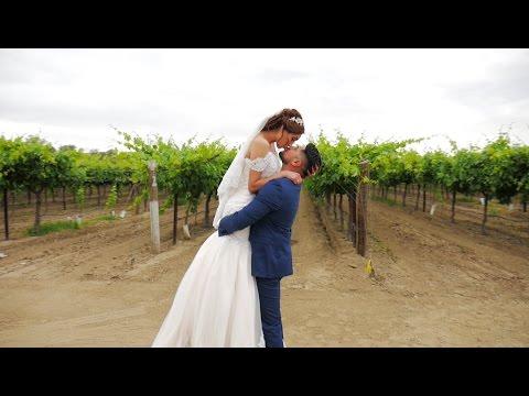 Hugo + Nancy Wedding Film Arvin Ca