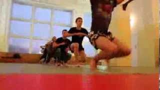"""Тренировка высокого уровня команды """"Street Workout Surgut"""""""