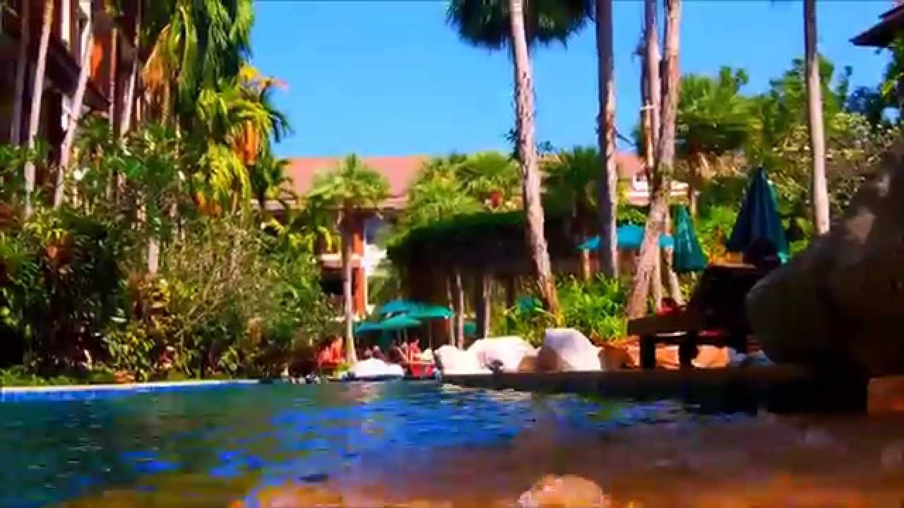 Kata Palm Resort And Spa Hotel