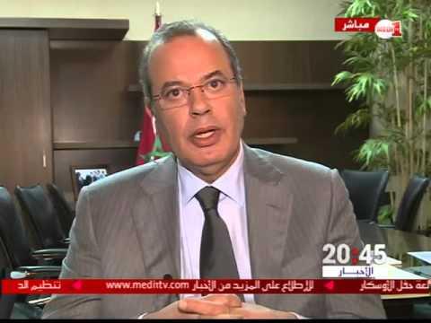حوار مع عمر فرج المدير العام للضرائب
