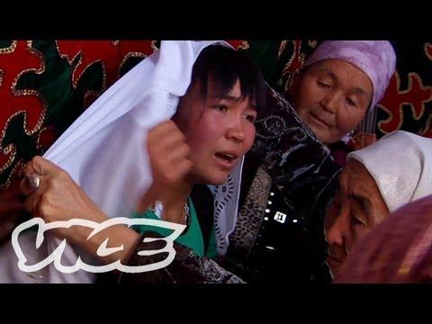 キルギスタンの誘拐婚 - Bride Kidnapping in Kyrgyzstan