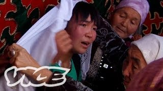 キルギスタンの誘拐婚 - Bride Kidnapping in Kyrgyzstan