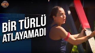 Sabriye'nin Korku Dolu Anları |  Survivor Türkiye - Yunanistan