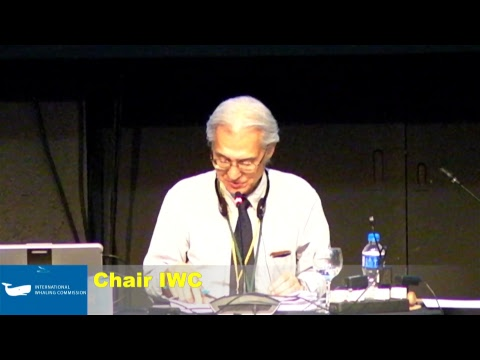 IWC67 - Day 3 - Part 2 [International Whaling Commission]
