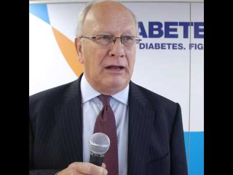 Richard Lane meets Theresa May | Diabetes UK